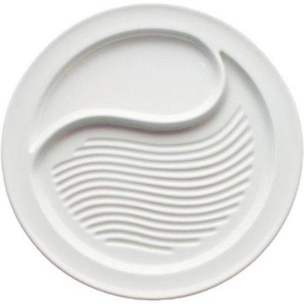 Talíř steakový dělený Walküre 28,5 cm - VÝPRODEJ