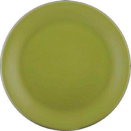 Talíř mělký Lilien Daisy 19 cm, zelený