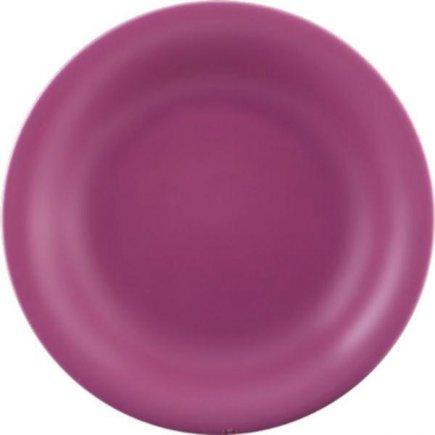 Talíř mělký Lilien Daisy 19 cm, fialový