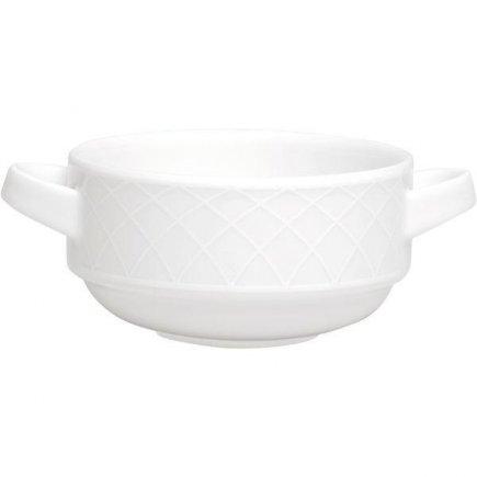 Miska na polévku 0,26 l vhodné doplnit podšálkem č. 221140606 Bella Villeroy & Boch
