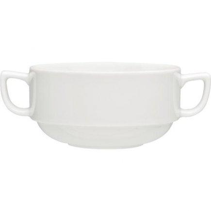 Miska na polévku, 0,25 l, vhodné doplnit podšálkem 221163355 nebo 221163504, Syspo