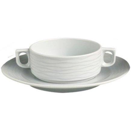 Miska na polévku stohovatelná 0,30 l , model Bremen, Mitterteich