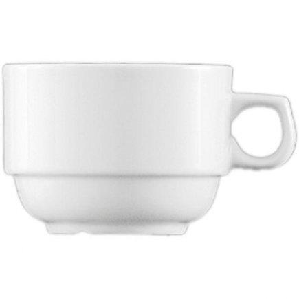 Šálek na kávu 0,25 l, vhodné doplnit podšálkem č. 221156058, Praha