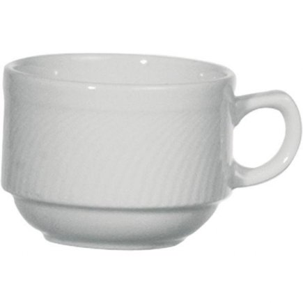 Šálek na kávu 0,18 l vhodné doplnit podšálkem 221193503, Swing time Form 912 Eschenbach