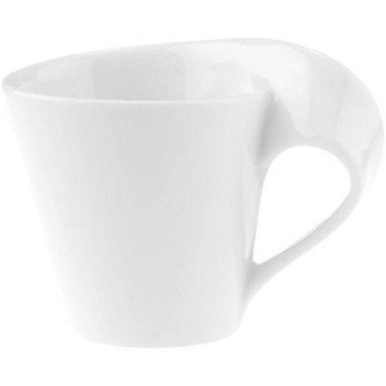 Šálek na kávu 0,08 l, vhodné doplnit podšálkem č. 221140304, miska s ouškem, New Wave Cafe, Villeroy & Boch