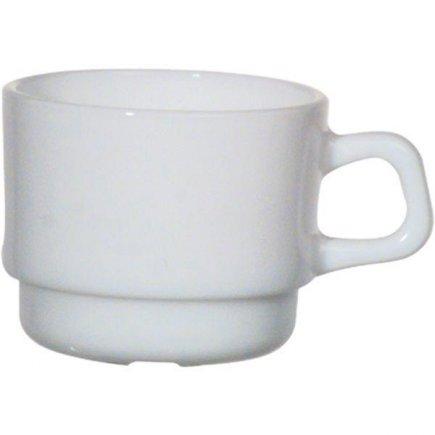 Šálek na kávu 0,19 l, stohovatelný, vhodné doplnit podšálkem č. 222212608, Hotelerie Arcoroc