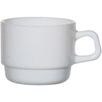 šálek na kávu 0,25 l, stohovatelný, vhodné doplnit podšálkem č. 222212610, Hotelerie Arcoroc