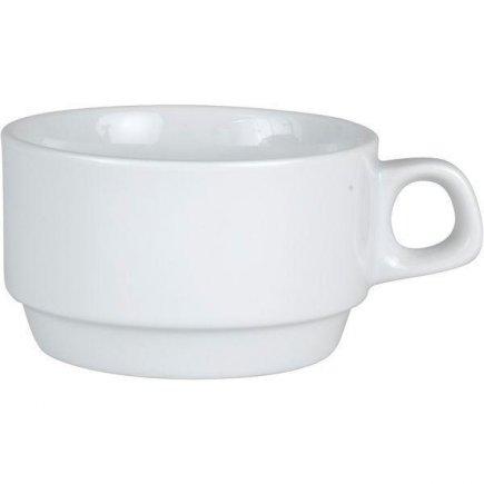 Šálek na kávu 0,18 l, stohovatelný, vhodné doplnit podšálkem č. 221156011, Caroline Lilien