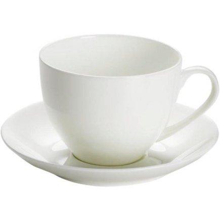 Šálek na čaj 0,28 l s podšálkem 14 ,3 cm Cashmere Maxwell & Williams