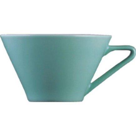 Šálek na kávu 0,18 l, vhodné doplnit podšálkem č. 221157034 Daisy, Aquamarin, modrý Lilien