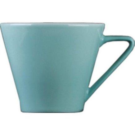 Hrnek na kávu 0,21 l, vhodné doplnit podšálkem č. 221157034 Daisy modrý Lilien