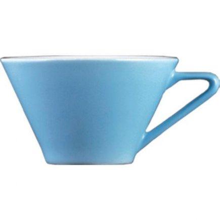 Šálek na kávu 0,18 l, vhodné doplnit podšálkem č. 221157047, Daisy azurový Lilien