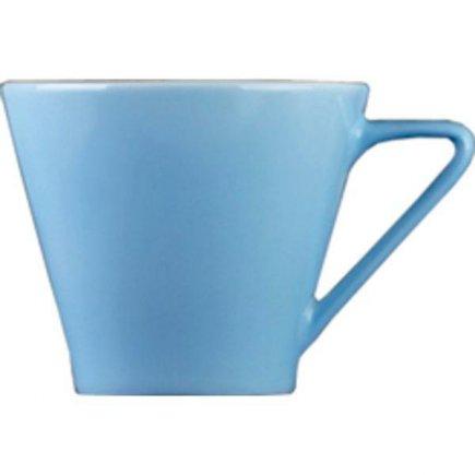 Šálek na kávu 0,21 l, vhodné doplnit podšálkem č. 221157047, Daisy azurový Lilien