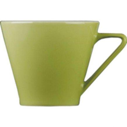Šálek na kávu 0,21 l , vhodné doplnit podšálkem 221157073, Daisy zelený Lilien