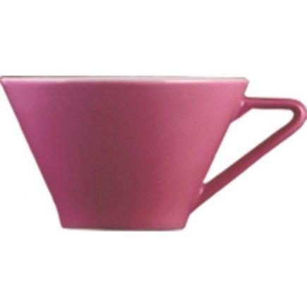 Hrnek na kávu 0,1 l, vhodné doplnit podšálkem č. 221157084, porcelán, Daisy, fialová
