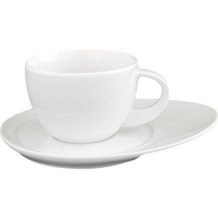 Šálek na čaj 0,4 l, vhodné doplnit podšálkem č. 221193828 nebo 221193829, porcelán, model Universo, ESCHENBACH