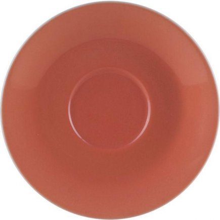 Podšálek kávový 14 ,2 cm Daisy Lilien lososová