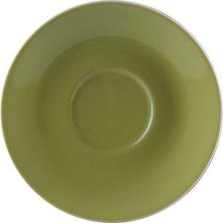 Podšálek kávový 14 ,2 cm Daisy Lilien zelená