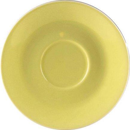Podšálek kávový 14 ,2 cm Daisy Lilien žlutá