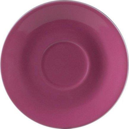 Podšálek Espresso Mocca 12 cm Daisy fialový Lilien