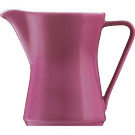 Konvička na mléko s uchem kávu 0,30 l Daisy Lilien fialová