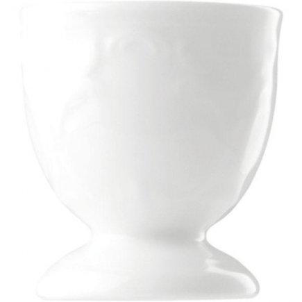 Stojánek na vajíčko porcelán Bauscher Mozart, bílý
