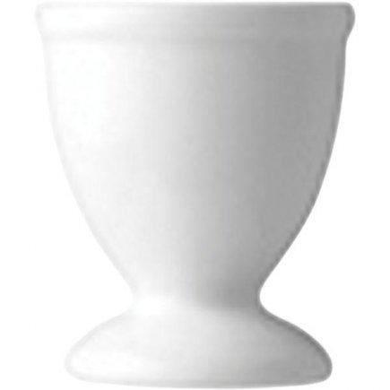 Stojánek na vajíčko porcelán Bauscher Bonn, bílý
