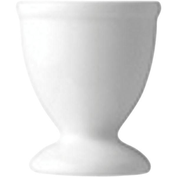 Bauscher Stojánek na vajíčko porcelán Bonn, bílý