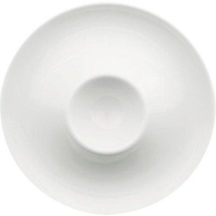Stojánek na vajíčko porcelán Eschenbach Primavera, bílý