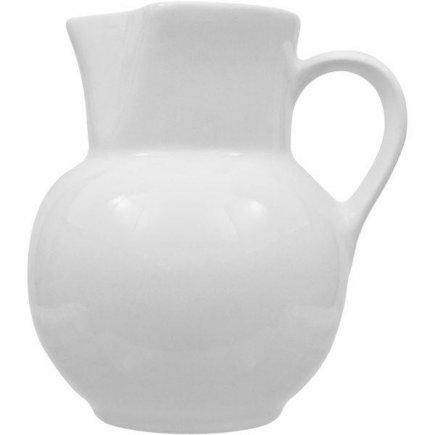 Džbán na mošt burčák Gastro 1500 ml, bílý