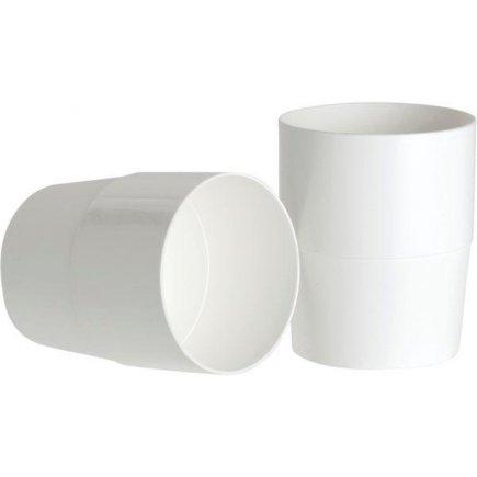 kalíšek pohárek na čištění zubů 6 ks plast pro děti M-Plast