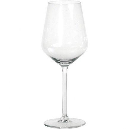 Sklenice na víno Royal Leerdam Carré 380 ml cejch 1/8 l