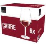 Sklenice na víno Royal Leerdam Carré 530 ml cejch 1/8 l