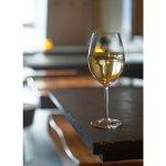 Sklenice na víno Royal Leerdam L´Esprit 320 ml cejch 1/8 + 1/4 l