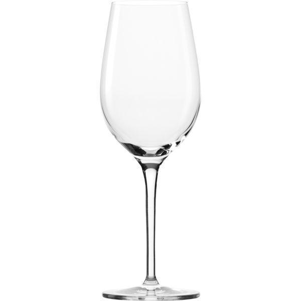 Sklenice na víno sklenička 385 ml cejch 1/8 l č.1 ilios