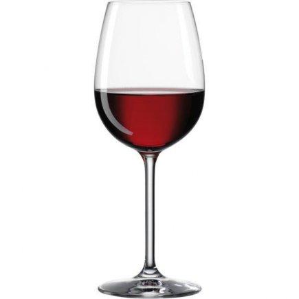 Sklenice na červené víno Bohemia Cristal Clara 420 ml