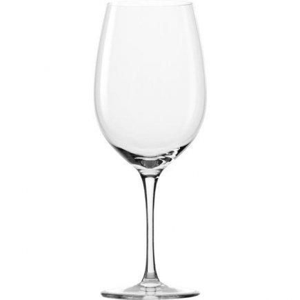 Sklenice na víno ilios 650 ml cejch 0,1 l