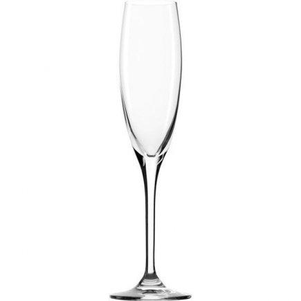 Sklenice na sekt šampaňské 170 ml cejch 0,1 l č.4 ilios