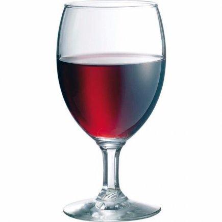 Sklenice na víno Durobor Napoli 300 ml cejch 1/4 l