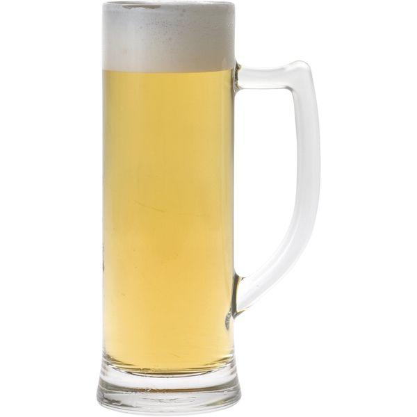 Sklenice na pivo Džbán, cejch 0,3 l třetinka s uchem Sauerland Gastro