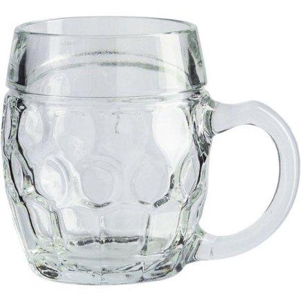 Sklenice na pivo džbán Stölzle-oberglas cejch 0,3 l