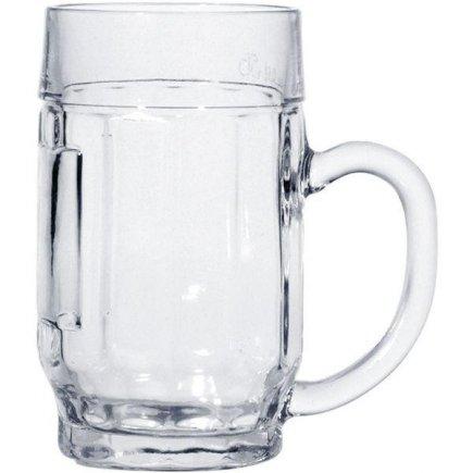 Sklenice na pivo džbán Stölzle-oberglas Donau cejch 0,3 l