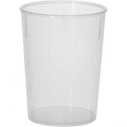 Kelímek plastový pro vícenásobné použití Waca 250 ml