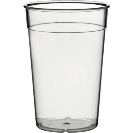 Kelímek plastový pro vícenásobné použití Gastro cejch 0,3 l
