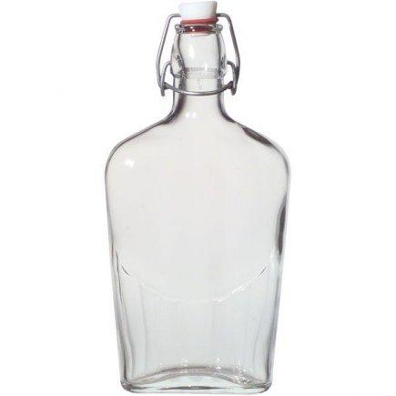 kapesní láhev na alkohol 250 ml placatka