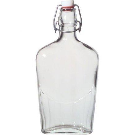 kapesní láhev na alkohol 500 ml placatka