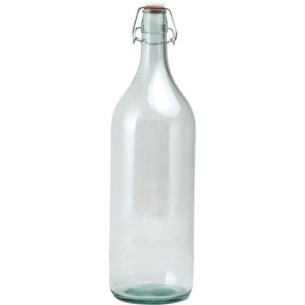 Láhev s obloučkovým uzávěrem na alkohol, 2,0 l
