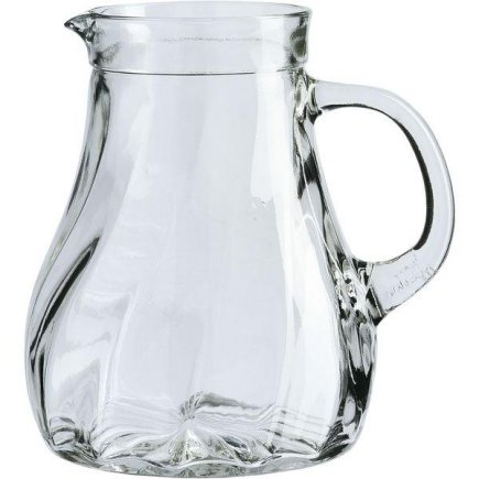Džbán skleněný Stölzle-oberglas Salzburg 1000 ml cejch 1,0 l