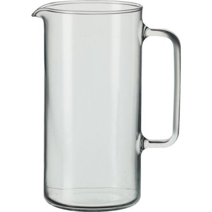 Džbán skleněný Bohemia Cristal Cylinder 2000 ml