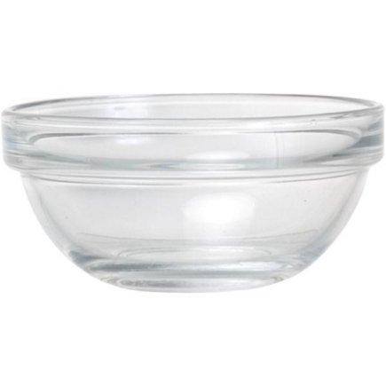 Miska 10 cm 240 ml kompot musli kulatá sklo Caps Arcoroc